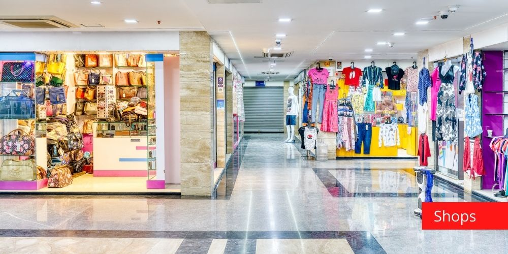 Best shops for sale